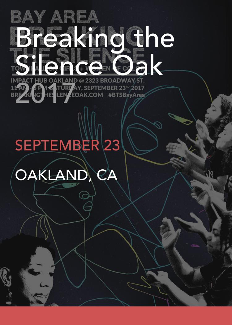 Breaking The Silence Oak - Splash