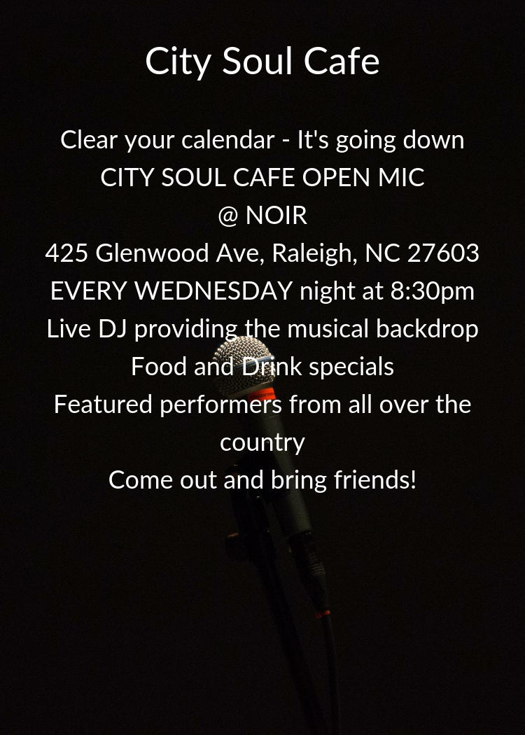 City Soul Cafe Raleigh Nc