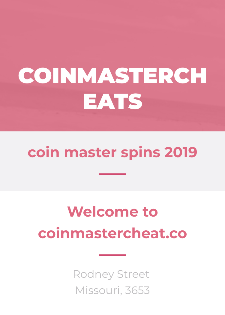 Coin Master Events Schedule