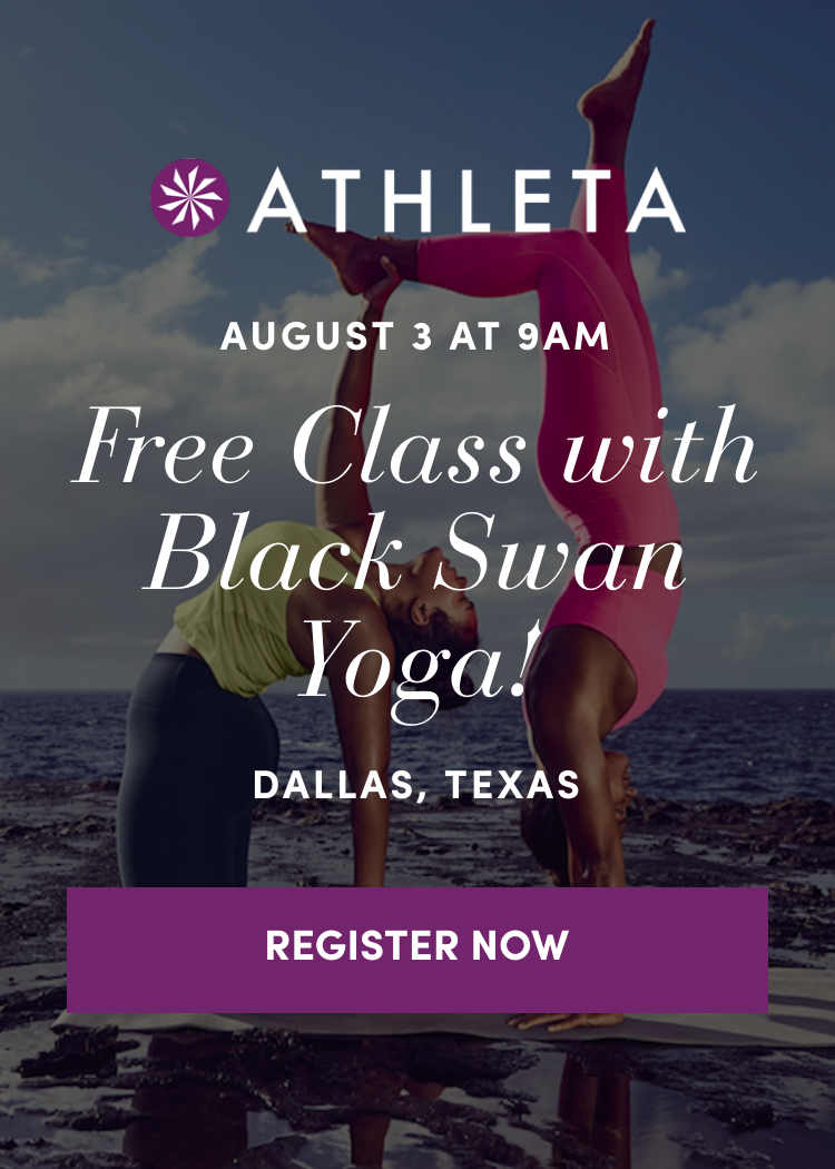 Free Class With Black Swan Yoga