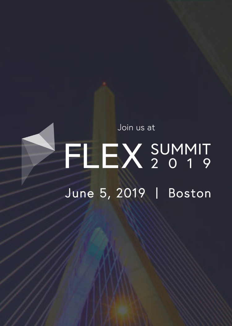 Flex Summit   Boston June 5