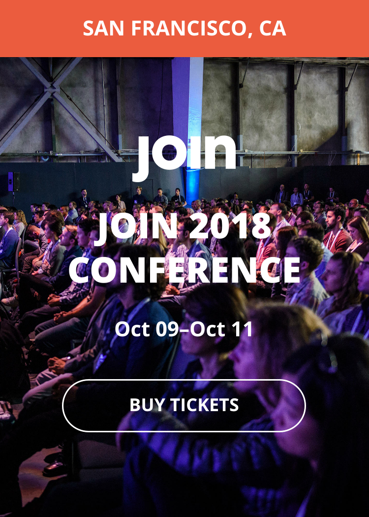 JOIN 2018 Data Conference