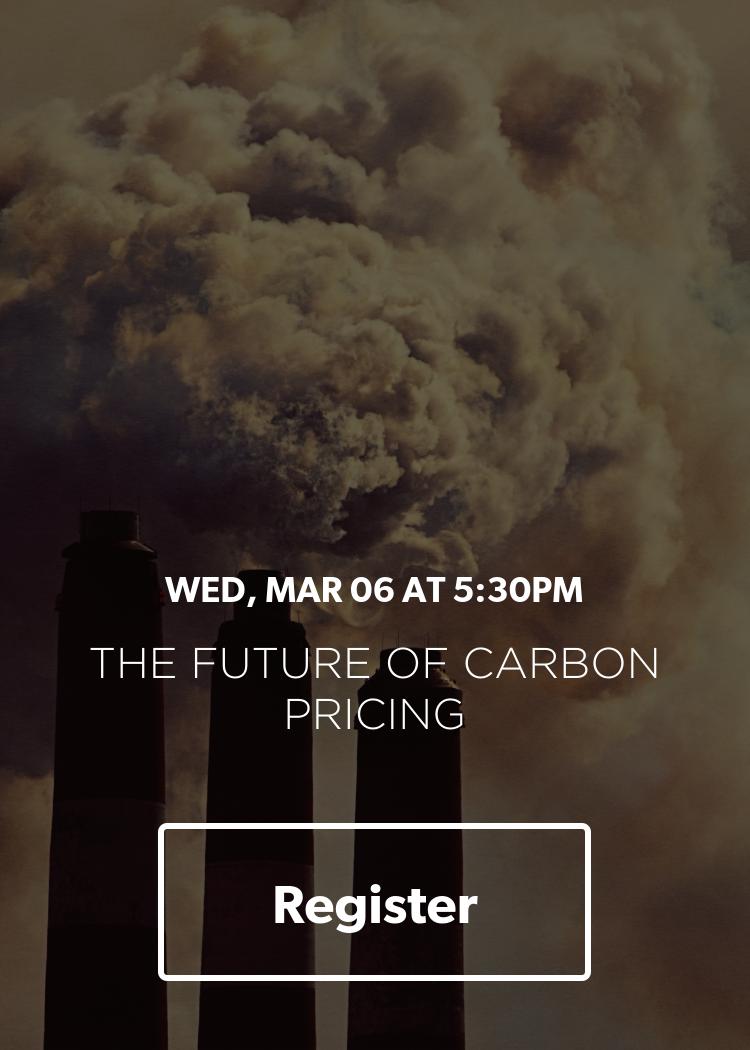 The Future of Carbon Pricing - Splash