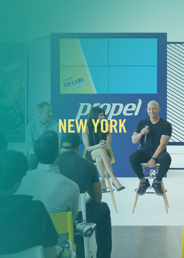 Propel Co:Labs Industry Day NYC