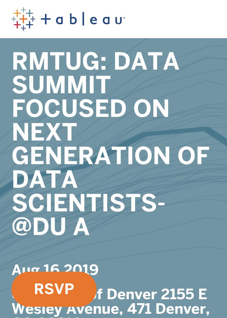 RMTUG: Data Summit Focused On Next Generation Of Data