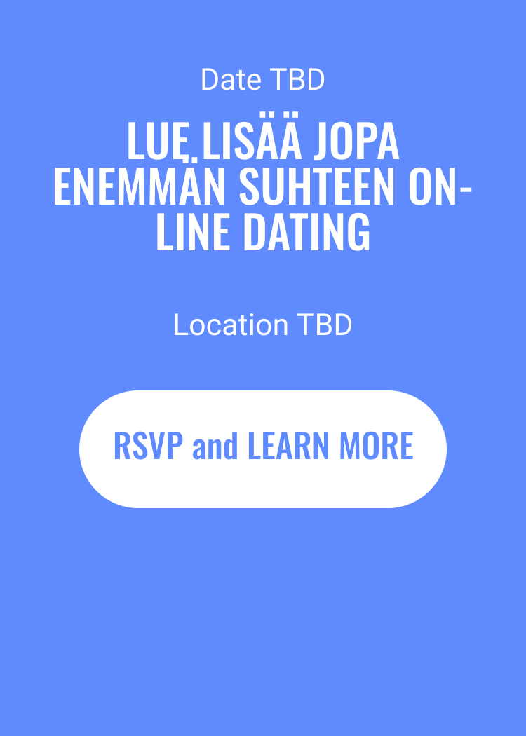 Kysymys ja vastaus online dating