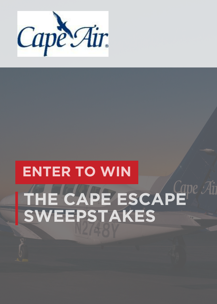 The Cape Escape Sweepstakes