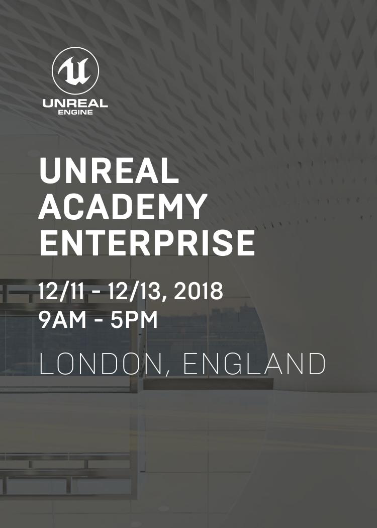 Unreal Academy Enterprise