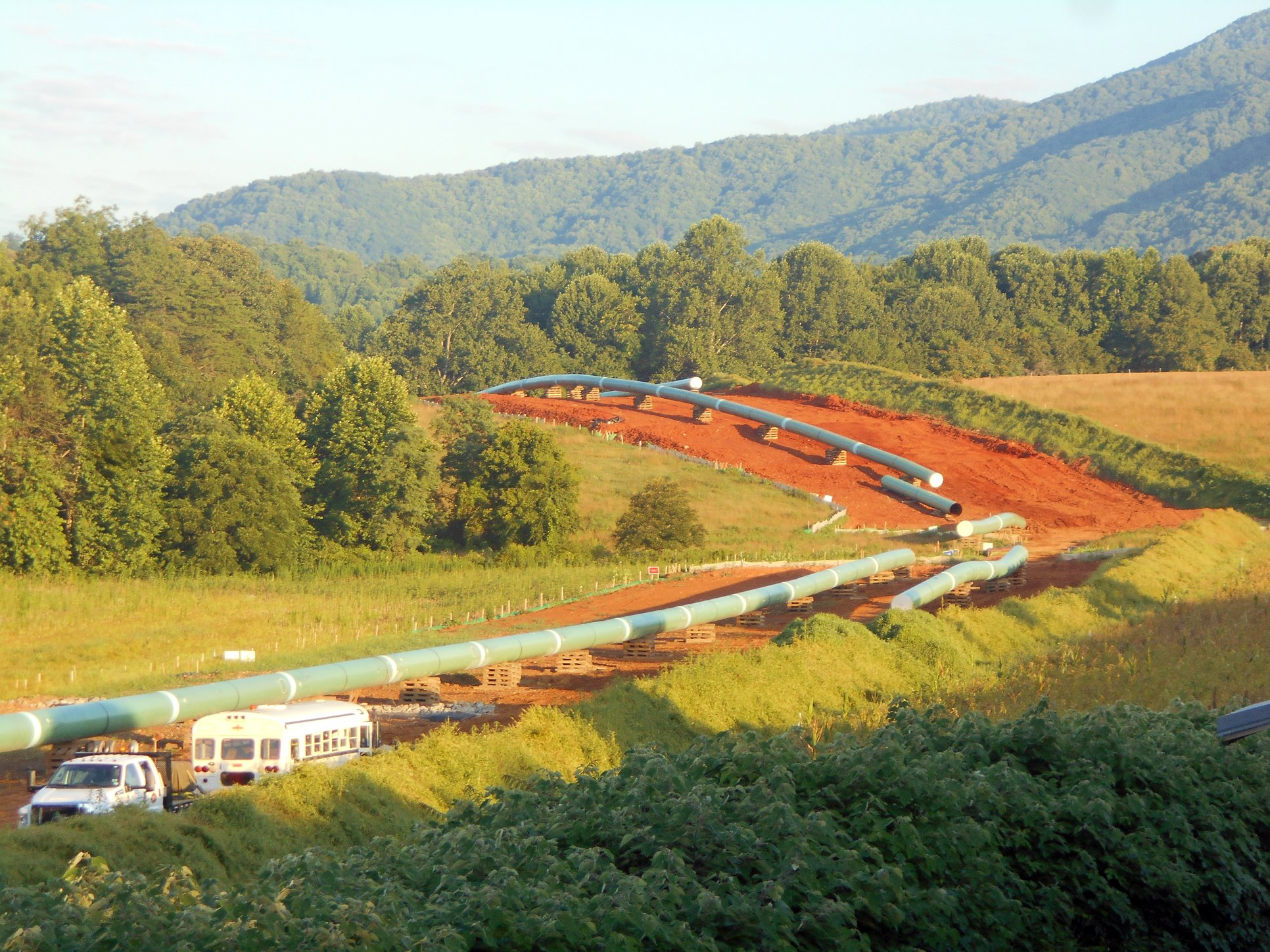 Tell Gov. Northam: Mountain Valley and Atlantic Coast pipelines must be stopped