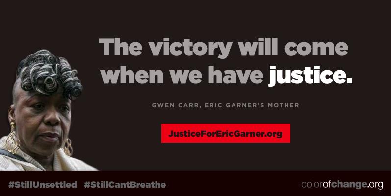Justice for Eric Garner