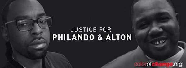 Justice for Alton and Philando