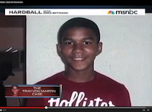Trayvon Martin video still