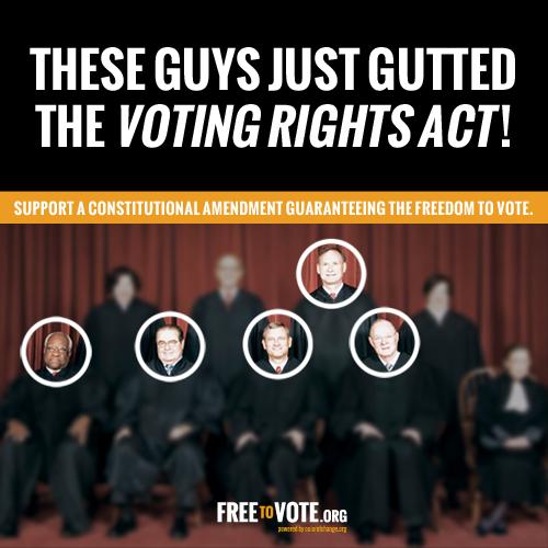 Free to Vote