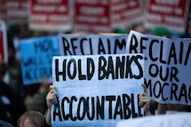 Call on President Obama and Attorney General Eric Holder to stand up to the Big Banks: