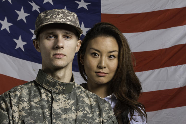 Benefits of hookup a military man