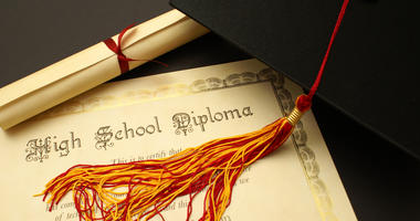 94-year-old WWII veteran finally gets high school diploma