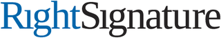 RightSignature Digital Signature Software