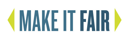 Make it Fair Logo