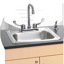 Sinks, Dividers, Room Decór