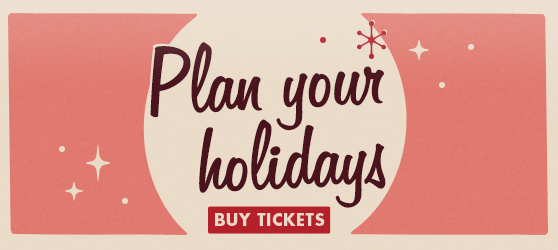 Plan your holidays