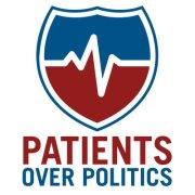 PatientsOverPolitics Logo