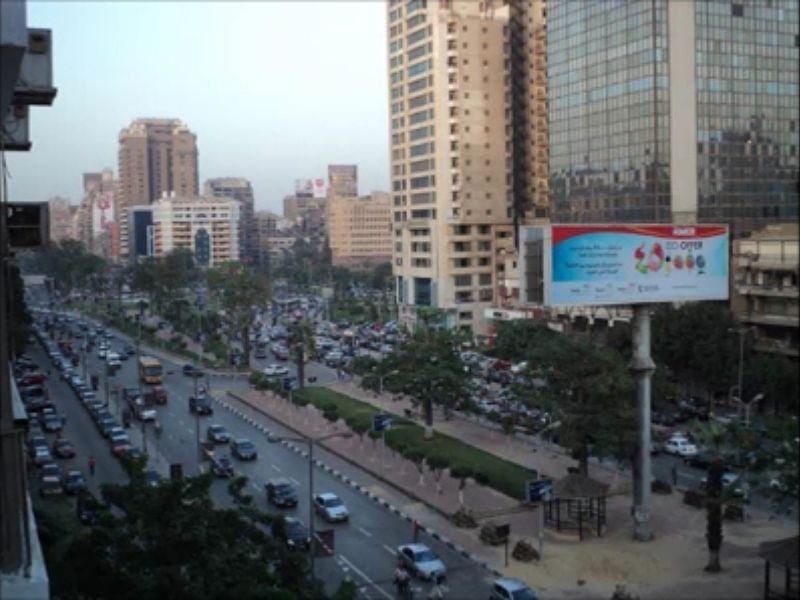 شقة 480 م بشارع جامعة الدول العربية