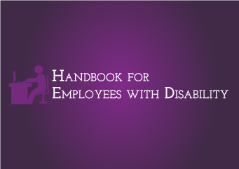 Handbook for Employees with Disability
