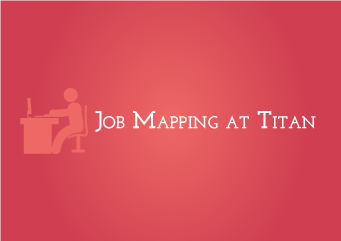 Job mapping at Titan