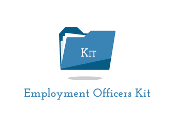 Order this Employment officers kit