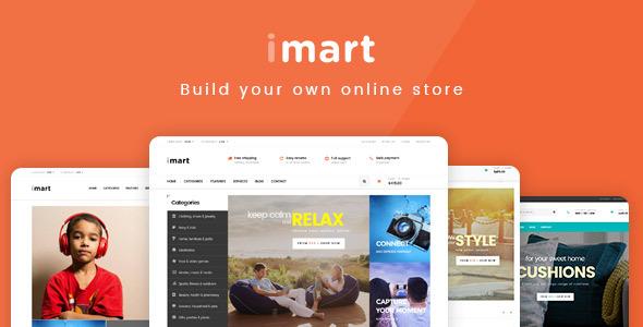 iMart – Multipurpose Prestashop Theme | Fashion