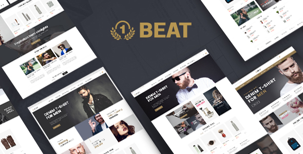 Beatshop Creative WooCommerce WordPress Theme | WooCommerce