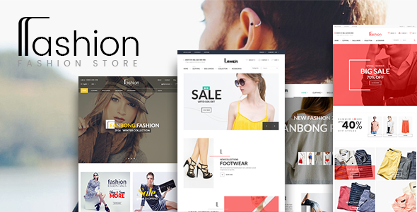 Fashion Store WooCommerce WordPress Theme | WooCommerce