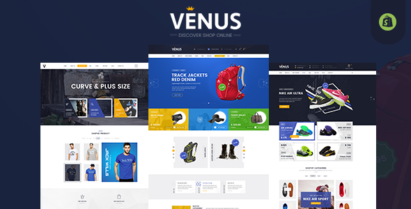 Stylish Shopify Fashion Theme – Venus | Fashion