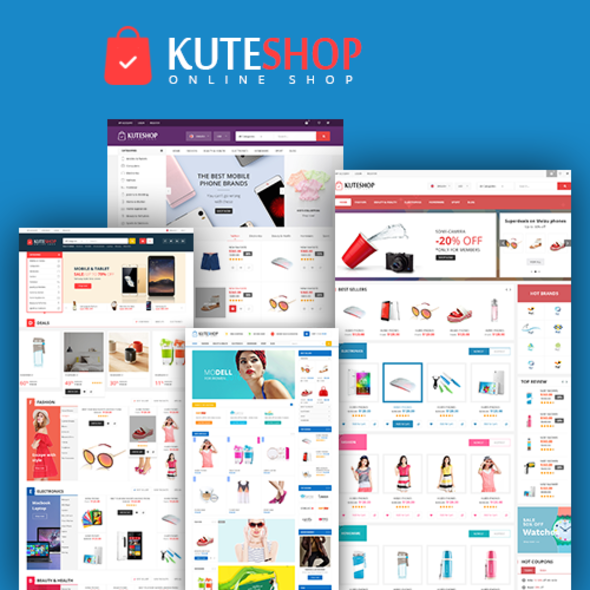 Kute Shop –  Super Market WooComerce WordPress Theme | WooCommerce