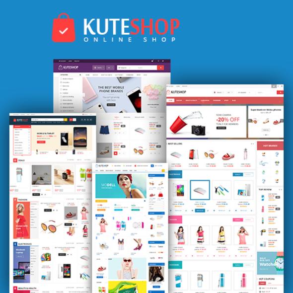 Kute Shop -  Super Market WooComerce WordPress Theme | WooCommerce