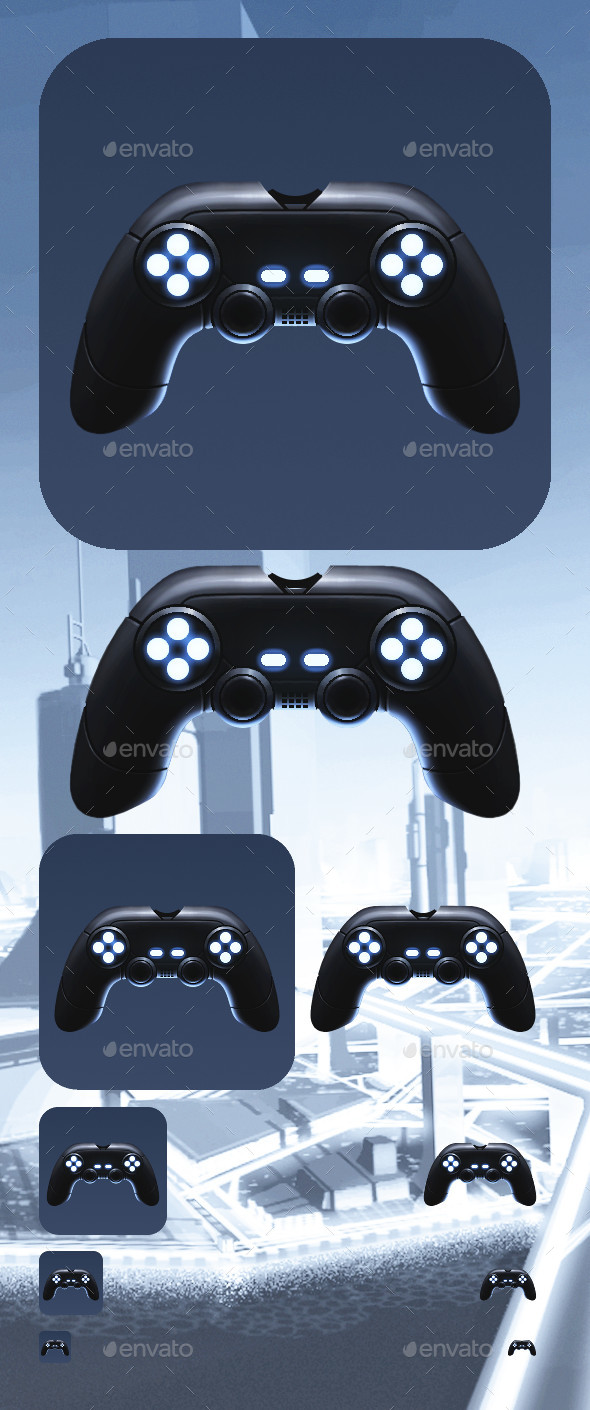 Controller Icons | Software