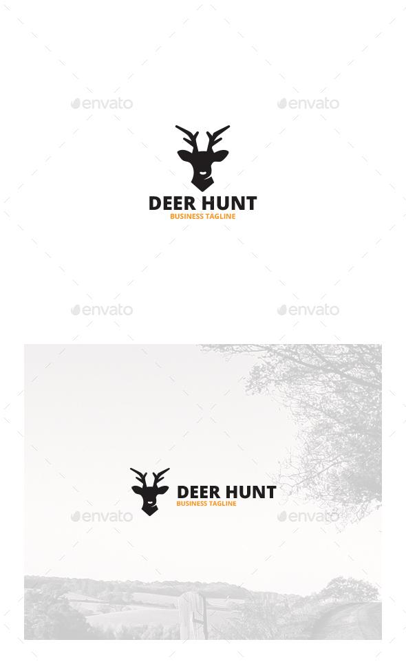 Deer Hunt Logo | Symbols