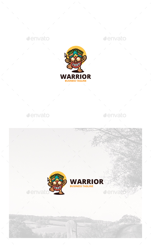 Warrior Logo | Symbols