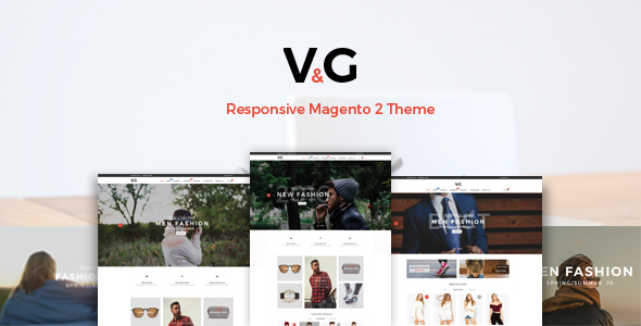 VG – Responsive Magento 2 Theme | Magento
