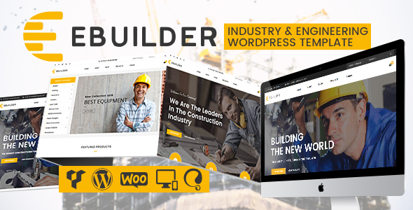 VG eBuilder – Construction and Builder WordPress Theme | WooCommerce