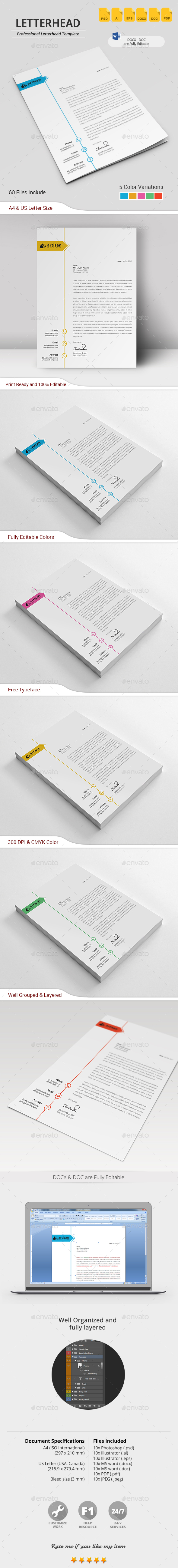 Letterhead | Stationery