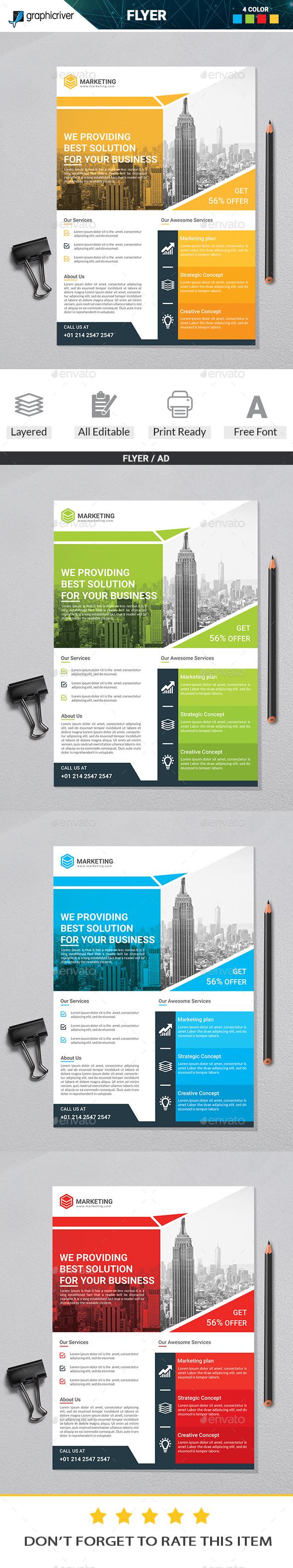 Corporate Flyer | Corporate