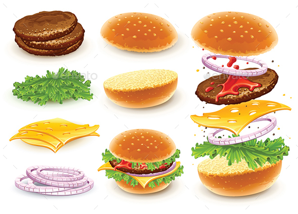 Fast Food – Hamburger | Food