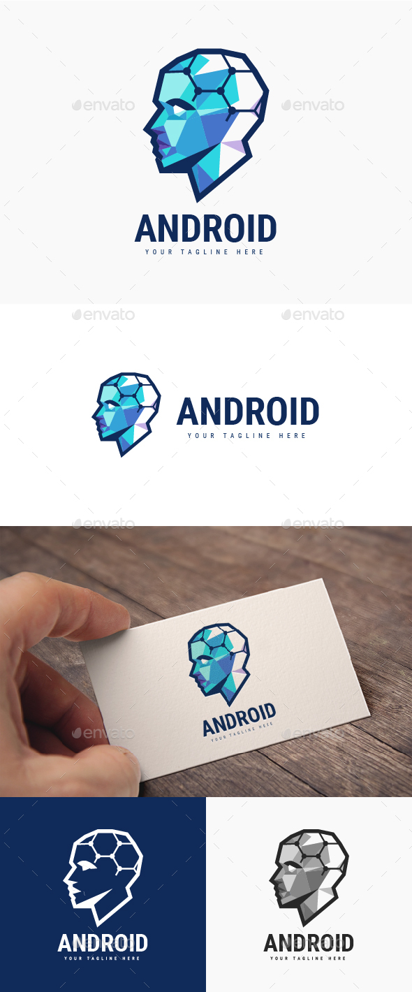 Human Android Logo | Humans