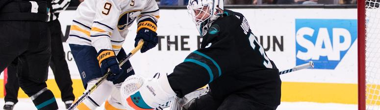Couture's hat-trick leads San Jose to 5-1 win