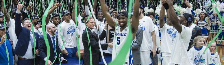 UB nabs 6-seed in the Western Region on Selection Sunday