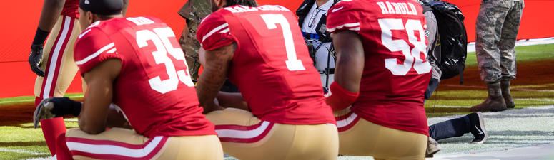 NFL owners adopt a new policy on National Anthem
