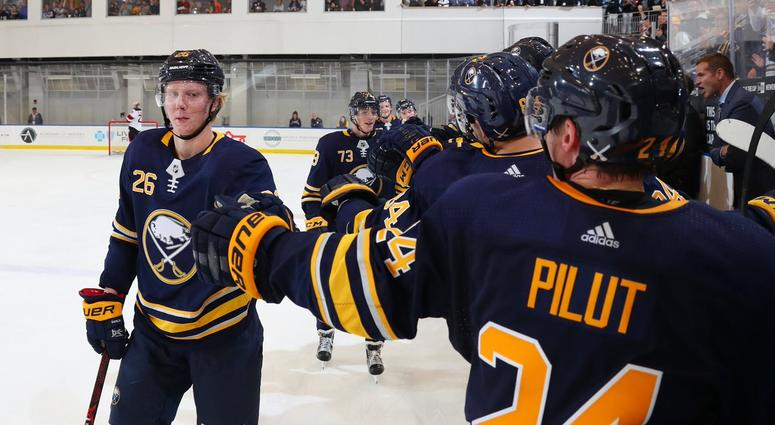 Dahlin shines as Sabres beat Devils at Prospects Challenge  612f97e47