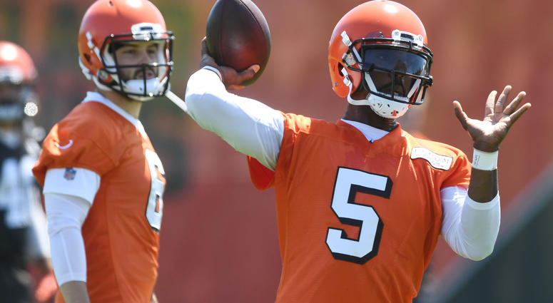 Ruiter - The Browns are in no hurry to put Baker Mayfield on the field