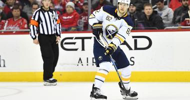 Sabres' Beaulieu is about playing, not being traded